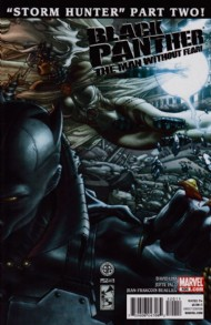 Black Panther: the Man Without Fear 2011 - 2012 #520
