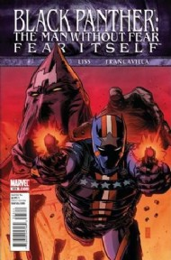 Black Panther: the Man Without Fear 2011 - 2012 #523