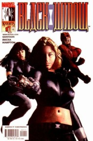 Black Widow (2nd Series) 2001 #1