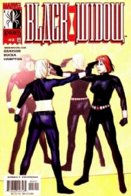 Black Widow (2nd Series) 2001 #3