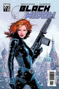 Black Widow (3rd Series) 2004 - 2005 #1