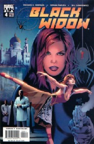 Black Widow (3rd Series) 2004 - 2005 #4