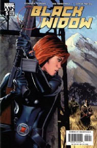 Black Widow (3rd Series) 2004 - 2005 #5