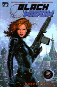 Black Widow (3rd Series) 2004 - 2005