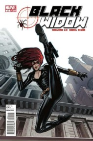 Black Widow (4th Series) 2010 - 2011 #2