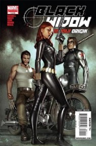 Black Widow: Deadly Origin 2010 #1
