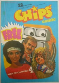 Chips Comic 1983 #1