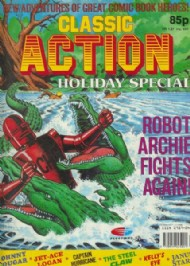 Classic Action Holiday Special  #1990