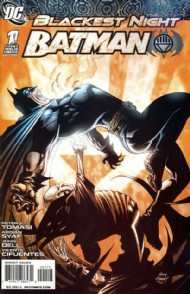 Blackest Night: Batman 2009 #1