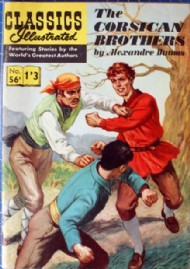 Classics Illustrated 1951 - 1963 #56
