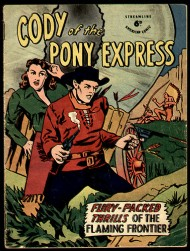 Cody of the Pony Express 1951 #1
