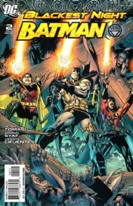 Blackest Night: Batman 2009 #2
