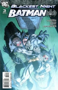Blackest Night: Batman 2009 #3