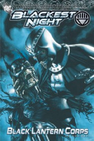 Blackest Night: Black Lantern Corps 2009 #1
