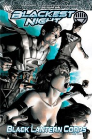 Blackest Night: Black Lantern Corps 2009 #2