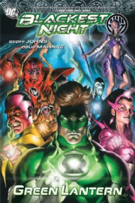 Blackest Night: Green Lantern 2009