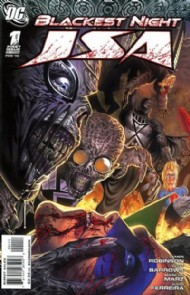 Blackest Night: Jsa 2009 #1