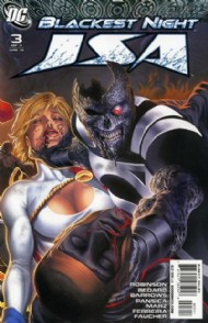 Blackest Night: Jsa 2009 #3