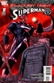 Blackest Night: Superman 2009 #1