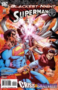 Blackest Night: Superman 2009 #2