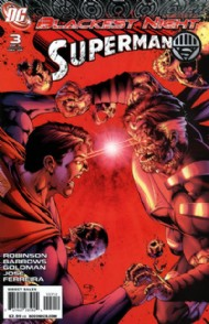 Blackest Night: Superman 2009 #3