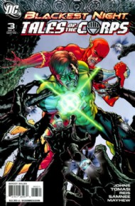Blackest Night: Tales of the Corps 2009 #3