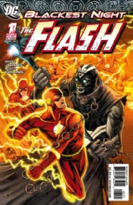 Blackest Night: the Flash 2010 #1