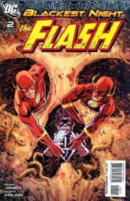 Blackest Night: the Flash 2010 #2
