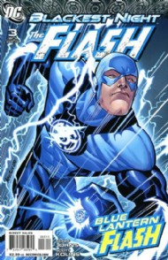 Blackest Night: the Flash 2010 #3