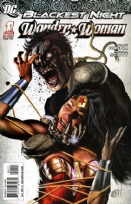 Blackest Night: Wonder Woman 2010 #1