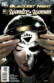 Blackest Night: Wonder Woman 2010 #2