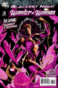 Blackest Night: Wonder Woman 2010 #3