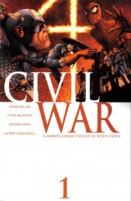 Civil War (1st Series) 2006-2007 #1