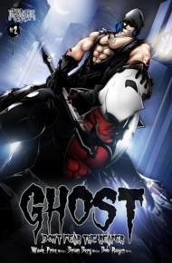 Ghost (Insane Comics) 2015 - #2