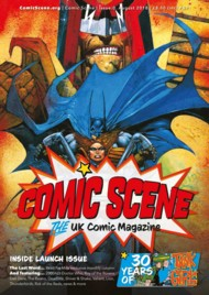 ComicScene UK  #0
