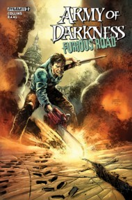 Army of Darkness: Furious Road 2016 #2