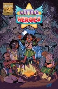 Little Heroes Comics Charity Anthology  #2