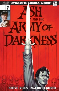 Ash and the Army of Darkness 2014 #7