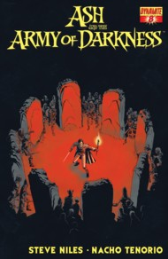 Ash and the Army of Darkness 2014 #8