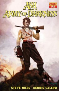 Ash and the Army of Darkness 2014 #3