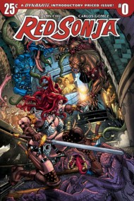 Red Sonja (Dynamite 4th Series) 2018 Vol.4 #0