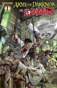 Army of Darkness (1st Series) 2006 - 2007 Vol.1 #1