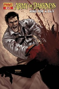 Army of Darkness (2nd Series) 2007 - 2010 Vol.2 #13