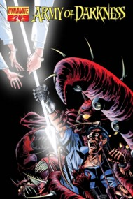 Army of Darkness (2nd Series) 2007 - 2010 Vol.2 #24