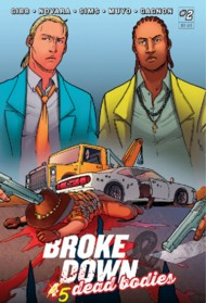Broke Down And Four Dead Bodies 2018 Vol.1 #2
