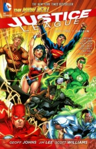Justice League (2nd Series): Origin 2012 #1