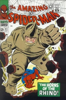 The Amazing Spider-Man (1st Series) #41