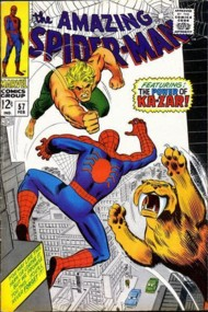 The Amazing Spider-Man (1st Series) 1963 - 2014 #57
