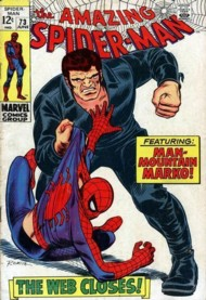 The Amazing Spider-Man (1st Series) 1963 - 2014 #73