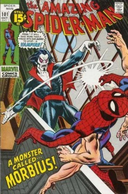 The Amazing Spider-Man (1st Series) #101